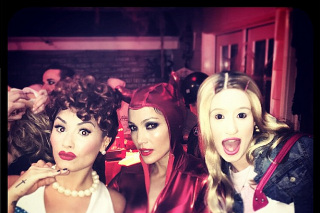 Rihanna, Katy Perry, Beyonce And More Dress Up For Halloween 2014: See The Pop Star Costumes