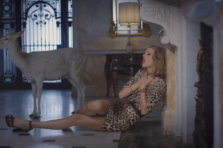 "Taylor Swift Goes Insane In ""Blank Space"" Video: Watch The Rampage"