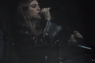 "Lykke Li Covers Drake's ""Hold On, We're Going Home"" Live In Concert: Watch"