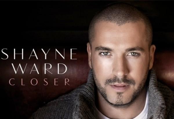 Shayne Ward Closer album cover artwork