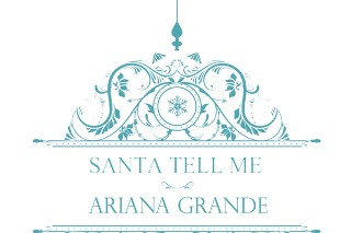 """Ariana Grande Is Now Coming For Mariah Carey's Christmas Diva Crown With Festive Single """"Santa Tell Me"""""""