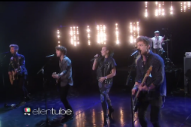 "Demi Lovato & The Vamps Perform ""Somebody To You"" On 'The Ellen Degeneres Show': Watch"