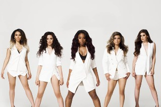 Fifth Harmony Cover Mariah Carey, While Meghan Trainor Contributes An Original Song To Epic Record's Christmas EP