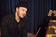 Gavin DeGraw Debuts Part One Of Video Series 'Finest Hour: Track By Track': Idolator Premiere