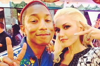 """Gwen Stefani And Pharrell Williams Are Teaming Up (Again) For 'Paddington' Soundtrack Song """"Shine"""""""
