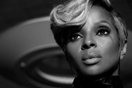 "Mary J. Blige Takes Us Behind The Scenes Of 'The London Sessions': Watch Her Talk ""Therapy"" (Idolator Premiere)"