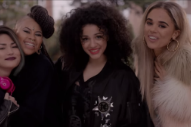 "Neon Jungle's ""Can't Stop The Love"": Watch The Fan-Filled Video"
