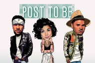 "Omarion Teases ""Post To Be"" Collaboration With Jhene Aiko & Chris Brown: Listen"