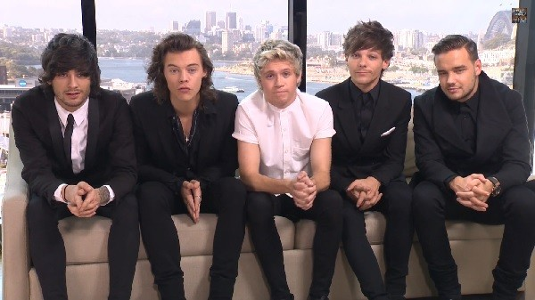 One direction on the road again tour dates in Australia