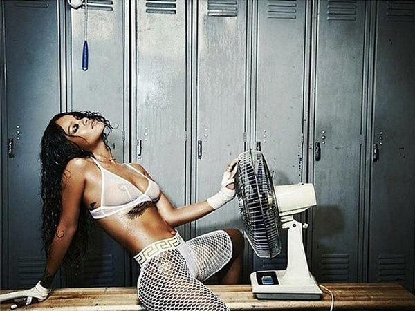 rihanna esquire nude - Rihanna Wallpaper (31018938) - Fanpop