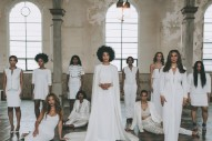 "Solange Throws The Best Wedding Ever — Dances With Son To ""No Flex Zone"" & Makes Beyonce Sit On The Floor: 7 Pics"