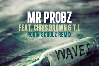"""Mr. Probz's Breakthrough Hit """"Waves"""" Gets A Rap Remix Featuring T.I. And Chris Brown: Listen"""