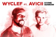 "Avicii Teams Up With Wyclef Jean For Charity Single ""Divine Sorrow"": Listen To The Soaring Club Anthem"