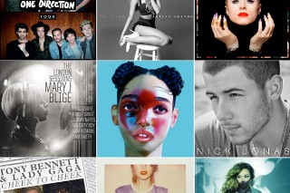Best Music 2014 Readers' Poll: Vote For The Year's Top Albums (Part 2) — July Through December Releases