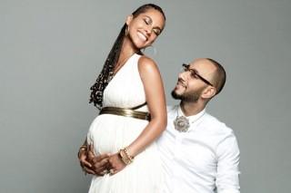 Alicia Keys And Swizz Beatz Welcome 2nd Son, Genesis Ali Dean