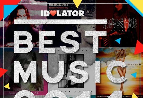 Idolator 10 Best Albums 2014