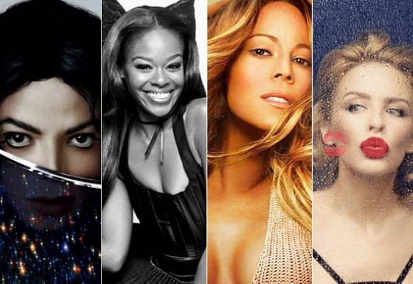 Idolator 2014 Readers Poll 10 Best Albums Michael Jackson Azealia Banks Mariah Carey Kylie Minogue