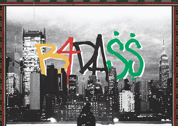 Joey Badass Bada$$ B4.DA.$$. album cover