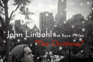 "John Lindahl And Boyz II Men's ""This Christmas"": Free Download"