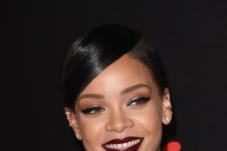 """Rihanna Is A Knockout At The First Annual Diamond Ball: See 8 Photos & Watch Her Orchestral """"Pour It Up"""" Performance"""