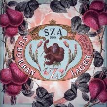 SZA Z single art