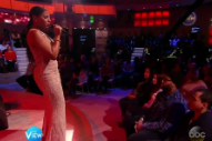 "Ashanti Performs ""Santa Baby"" On 'The View': Watch"