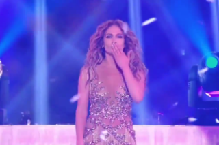 Jennifer Lopez Premieres 'Dance Again' HBO New Year's Eve Concert Special: Watch