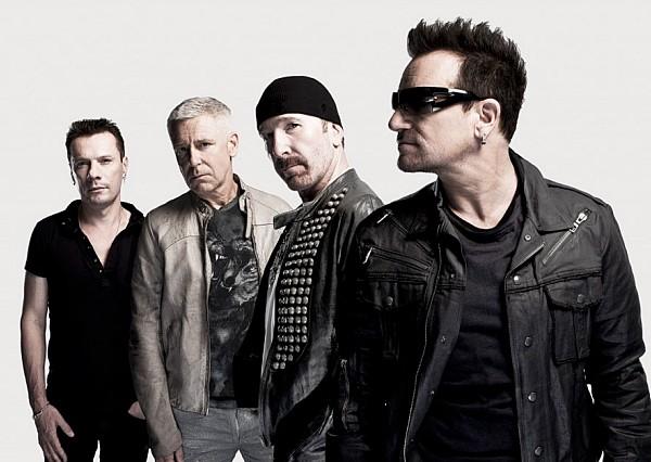 U2 promo photo