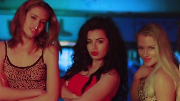 """Charli XCX Gets Feisty In Her """"Breaking Up"""" Video: Watch"""