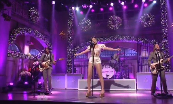 And break the rules on saturday night live watch idolator