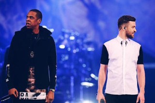 Justin Timberlake Brings Out Jay Z At '20/20 Experience Tour' Concert In Brooklyn: Watch
