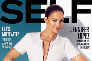 Jennifer Lopez Heats Up January Issue Of 'Self Magazine': See The Shoot