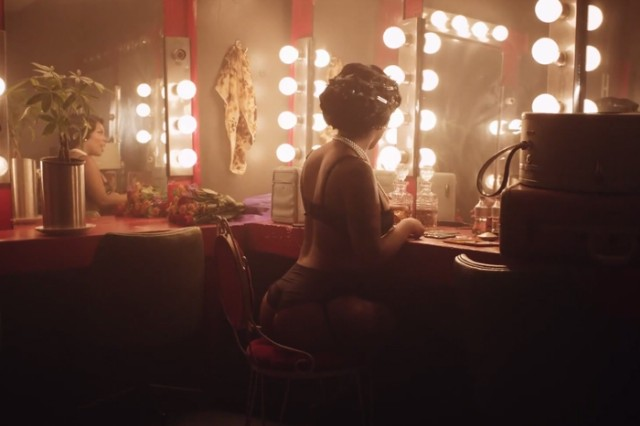 """K. Michelle Takes It Back To The Roaring '20s In Her Glamorous """"Something About The Night"""" Video: Watch"""
