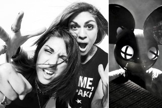 Deadmau5 Claims Sexism Doesn't Exist In Dance Music, Slams Female DJ Duo Krewella On Twitter (Again)
