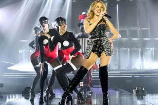Kylie Minogue's 'Kiss Me Once Tour' ITV Special: Watch