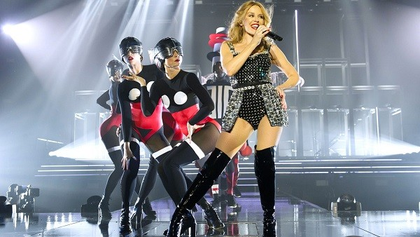Kylie Minogue's 'Kiss Me Once Tour' ITV Special: Watch ... Kylie Minogue Kiss Me Once Photoshoot