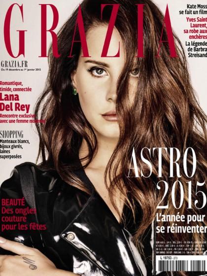 Grazia Magazine old article?