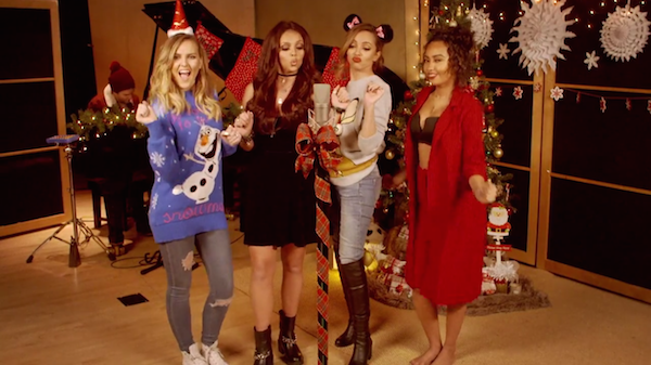 "Little Mix Cover ""Ch... Mariah Carey Merry Christmas Pics"