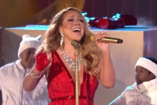 "Mariah Carey, Pentatonix, Lady Gaga & Tony Bennett Perform At Annual ""Christmas In Rockefeller Center"" Special: Watch"