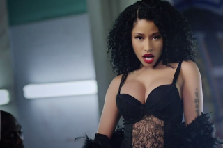 "Nicki Minaj Throws A Bondage Party In ""Only"" Video: Watch"