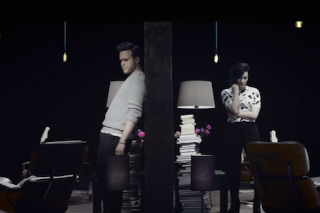 "Olly Murs And Demi Lovato Break Their Walls In ""Up"": Watch The Video"