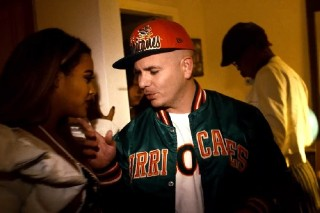 """Pitbull And Ne-Yo Party Like It's 1999 In """"Time Of Our Lives"""" Video: Watch"""