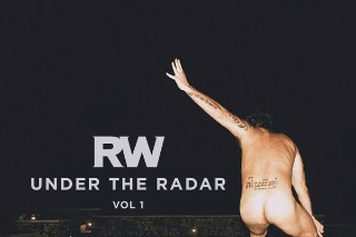 "Robbie Williams Is Naked On The Cover Of 'Under The Radar Vol. 1′: Listen To The Album's Opening Track ""Bully"""