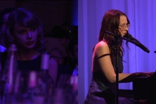 "Ingrid Michaelson Covers Taylor Swift's ""Clean"": Watch"