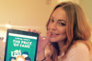 Lindsay Lohan Launches 'Lindsay Lohan's The Price Of Fame' Game