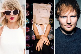 The Recording Academy Announces '2015 Grammy Nominees' Album Featuring Taylor Swift, Sia, Beyoncé And More