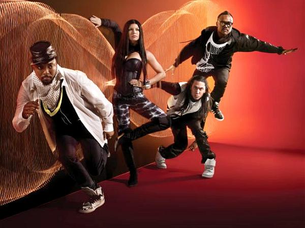 Black Eyed Peas Members 2014