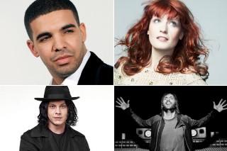 Coachella 2015 Lineup Includes Drake, Florence + The Machine, Jack White & David Guetta