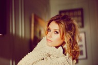 "Ella Henderson On 'Chapter One', Writing ""Ghost"" With Ryan Tedder & Her UK Tour With Take That: Idolator Interview"