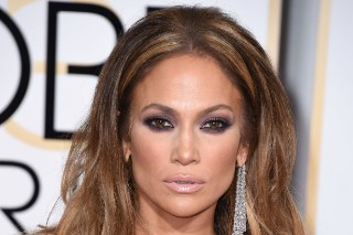 Golden Globe Awards 2015: Jennifer Lopez's Boob-Baring Gown Was The Talk Of The Show (6 Photos)